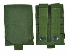 Army Green IPhone Samsung MOLLE Mobile Phone Smartphone Cell Belt Pouch Bag Case