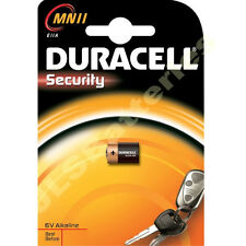 5 x DURACELL MN11 6V  Battery 11A  A11 WE11 CX21A L1016