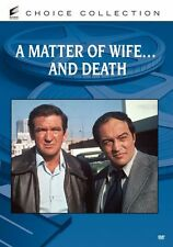 MATTER OF WIFE AND DEATH  Region Free DVD - Sealed
