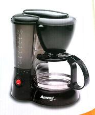 Hot Drink Black Filter Coffee Maker Machine Permanent Filter Expresso 550 watts