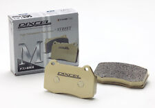 DIXCEL TYPE M BRAKE PAD FOR  Lancer Evolution IX MR CT9A (4G63 MIVEC)Rear 325499