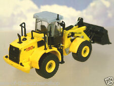 NICE DIECAST 1/87 HO NEW HOLLAND W190B WHEEL LOADER SHOVEL MOTORART DEALER MODEL