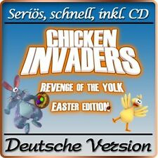 Chicken Invaders 3 - Easter Edition - Osteredition Deluxe - PC-Spiel