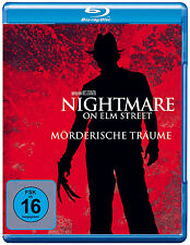 Nightmare on Elm Street Mörderische Träume Blueray Neu+in Folie #2000