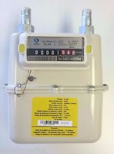 Gas Meter G4 Propane Natural Gas SUBMETER 236,000 BTU NAT GAS 436,000 BTU LPG