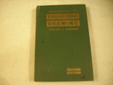 Fundamentals of Engineering Drawing Luzadder Illustrated Revised 1946 5-4D