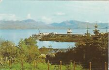 The Clansman Approaching Pier, ARMADALE, Isle Of Skye, Inverness-shire
