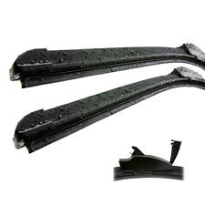 Ford Transit Connect Front Aero Flat Window Car Wiper Blades Genuine ID12563