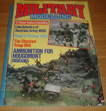 Military Modelling - May 1985