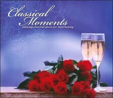 VARIOUS-CLASSICAL MOMENTS CD NEW