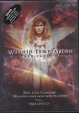 Within Temptation-Mother Earth Tour 2 DVD+Cd+Booklett Music Box