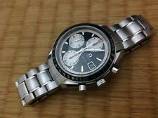 Very Clean Omega Speedmaster Day-Date chronograph 40mm 3210.51 Free Shipping
