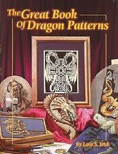 The Great Book of Dragon Patterns-ExLibrary