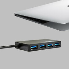 USB 3.1 Type C USB 3.0 Multiple 4 Port Hub Adapter For PC Laptop Tablet Macbook