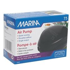 Hagen Marina 75 Quiet Aquarium Air Pump Up to 25 Gal #11112