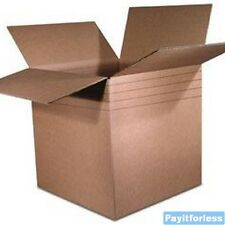 14x14x14, 12, 10, 8 Multi Depth Shipping Mailing Box 25