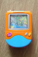 VINTAGE 2000 Polly Pocket alla moda Tronics TV Playset