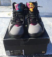 Nike Air Jordan Retro 7 Bordeaux Size 9.5 Men's Og All Hare Bred Ovo Space jam