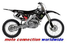 FLU GRAPHICS DECALS KIT - CAS TEAM HONDA CRF250 10-13  CRF450 09-12