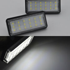 2x Bright Led License Number Plate Light For Lexus GX470 2002-2009 LX470 LX570