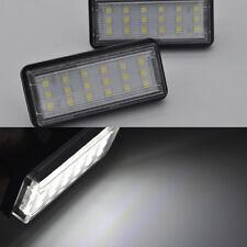 2x Bright Led License Number Plate Light For Toyota J100 J200 Land Cruiser Prado