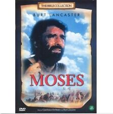 THE BIBLE COLLECTION # Moses (1975) DVD (Sealed) ~ Burt Lancaster