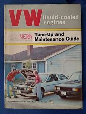 VERA - VW Liquid-Cooled Engines Tune-Up & Maintenance Guide - Rabbit Jetta  MORE