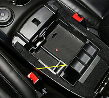 For Ford Explorer 2013-2015 Central Storage Organizer Armrest Container Box +Mat