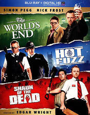 The Three Flavours Cornetto Trilogy: The World's End/Hot Fuzz/Shaun of the...