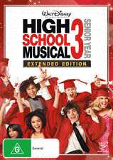 High School Musical 3: Senior Year * NEW DVD * Zac Efron