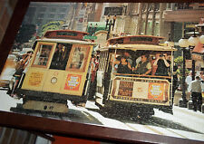 Cable Cars San Francisco Jigsaw Puzzle 1000 Piece Sure-Lox