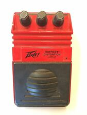 Peavey HFD-2 Hot Foot Distortion Overdrive Rare Vintage Guitar Effect Pedal