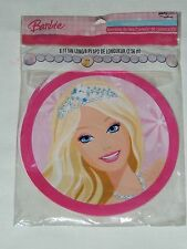 NEW  BARBIE PERENNIAL  1-HAPPY BIRTHDAY BANNER 8ft L   PARTY SUPPLIES