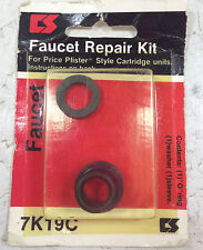 FAUCET REPAIR KIT FOR PRICE PFISTER STYLE CARTRIDGE UNITS 7K19C CS