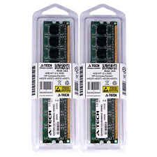 4GB KIT 2 x 2GB HP Compaq Pavilion m8325f m8327c m8330f m8357c Ram Memory
