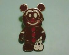 Disney Pin Ginger Bread Man Holiday #1 Vinylmation Mystery Pin Collection