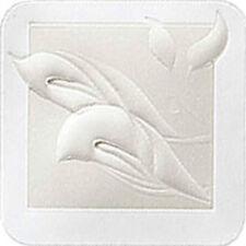 White Calla Lily Lilies Wedding Invitation Seals 25/pk