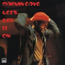 MARVIN GAYE Let's Get It On TAMLA RECORDS Sealed Vinyl Record LP
