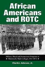 African Americans and ROTC: Military, Naval and Aeroscience Programs a-ExLibrary