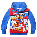 NEWEST Kids Girls Boys Cartoon PAW PATROL Casual New Hoodies Cozy Coat 3-4Years