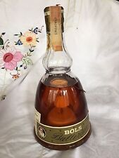BOLS Ballerina Apricot Brandy, unopened, sealed. Music Box WORKS~ LOVELY !