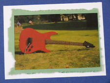 aab handmade greetings / birthday card SHADOW SH9K GUITAR PIC