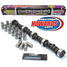 "HOWARD'S 2400-6200 RPM SBC Big Daddy Rattler™ 297/305 507""/495"" 109° Cam Lifters"