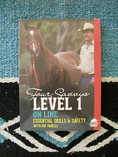 "Parelli  ""On-Line Level 1 Horsemanship'' 2 Dvd's - 7 Games!"" Shrink-Wrapped!"