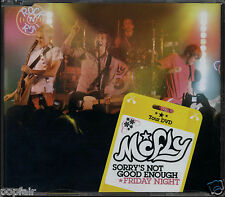 MCFLY - SORRY'S NOT GOOD ENOUGH / FRIDAY NIGHT 2006 TOUR DVD SINGLE