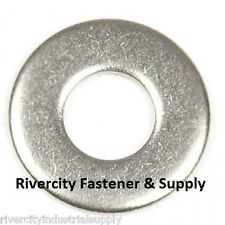 (100) M8 or 8MM Metric Stainless Steel Flat Washer A2 / 18-8 / SS 100 Pieces