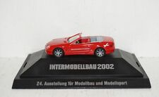 Herpa MB SL R230 Intermodellbau 2002 Sondermodell 1:87 in PC-Box
