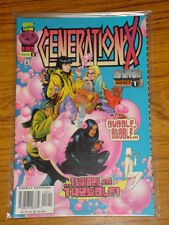 X-MEN GENERATION X #18 VOL1 MARVEL ONSLAUGHT IMPACT 1 AUGUST 1996