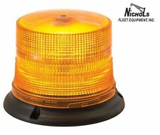 Buyers SL640ALP Amber Dual Flash Incandescent Strobe Light, 12V