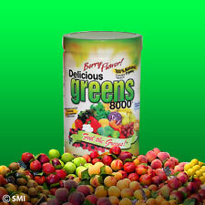 Want All Day Energy? Get Delicious Greens8000 Organic Berry 50+Veggies/Fruits